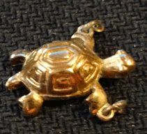 Tortoise, Turtle, Necklace